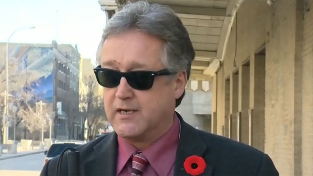 Coun. Ross Eadie's position on the Winnipeg Police Board could be under review. Eadie was not at the board's monthly meeting on Friday. (File image)