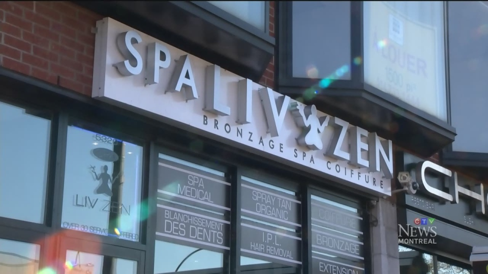 The owner of Spa Liv Zen has been ordered to pay a former hairdresser for refusing to let him work on the Sabbath.