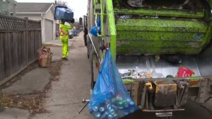 In a lawsuit, the garbage and recycling company blames the city for problems with collection between 2012 and 2017. (File image)