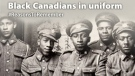 Canada AM: Remembering Canada's black war veterans