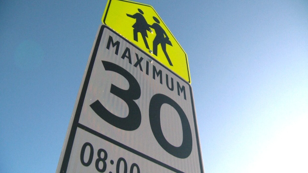 As students return, RCMP ask drivers to obey school zone speed limits