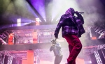 Acclaimed Harlem rapper A$AP Rocky was joined by Danny Brown and Tyler The Creator at Rogers Arena on November 10, 2015. (Anil Sharma/CTV Vancouver)