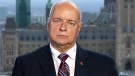 Veterans Affairs Ombudsman Guy Parent speaks about soldier suicide to CTV News Channel from Ottawa, on Wednesday, Nov. 11, 2015.