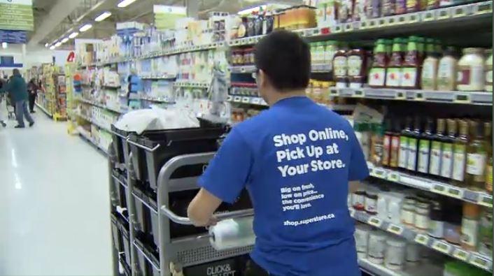 Click & Collect Personal Shopper