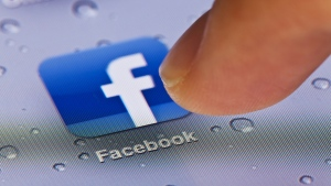 Facebook application icon (ymgerman / Shutterstock)