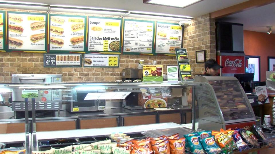 Subway Menu Board Possibly we were not sensitive enough': why subway's