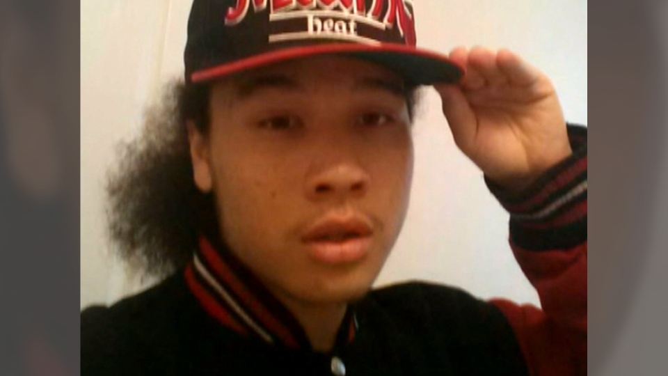 Sinbad King Simba Marshall is shown in a photo from Facebook, confirmed by Toronto police.