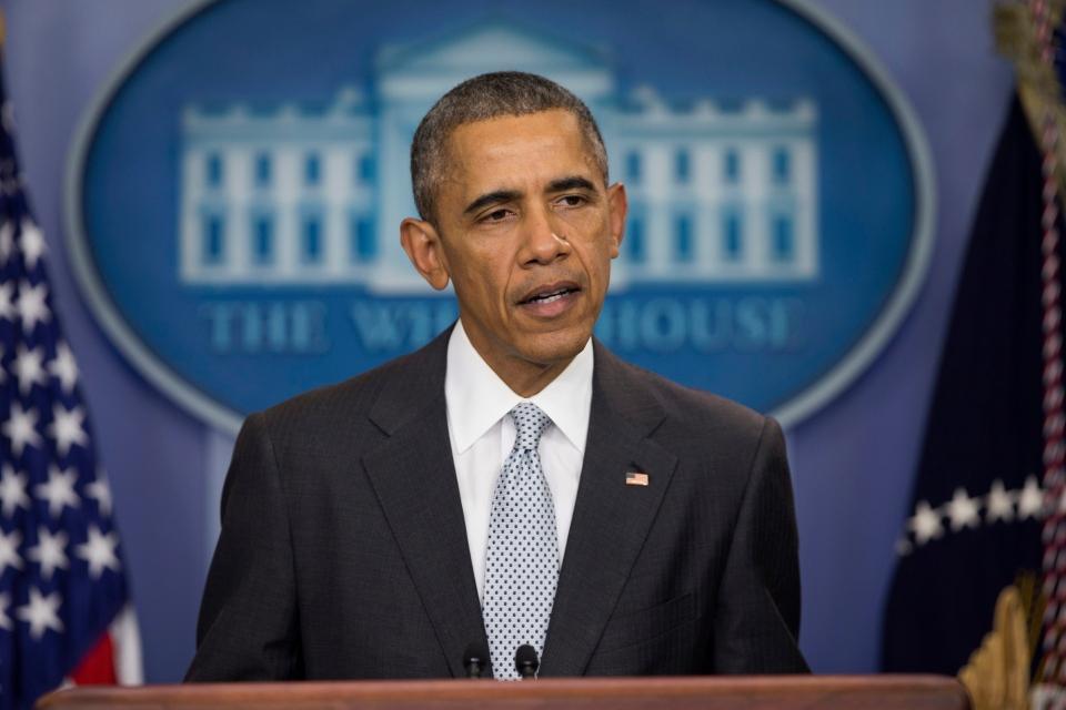 Barack Obama on Paris Attacks