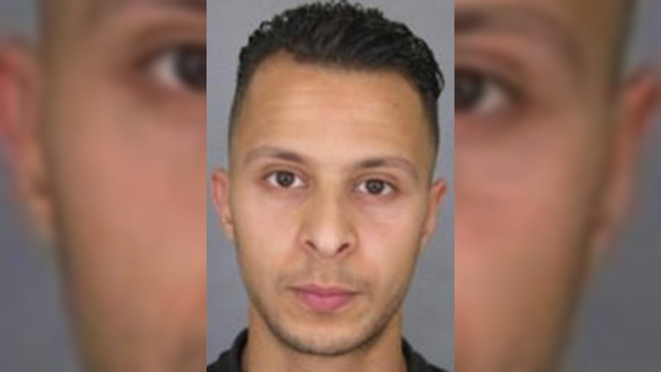 French national police have released this photo of Belgian-born Abdeslam Salah, believed to be involved in Friday's attacks on Paris. Officials say he is now the subject of a manhunt. (Handout / Police Nationale)