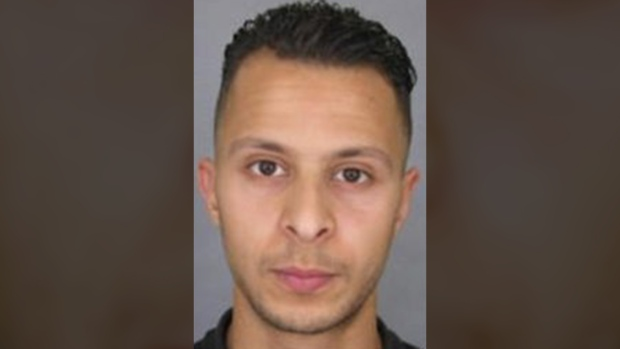 French national police have released this photo of Belgian-born Abdeslam Salah, believed to be involved the attacks on Paris. Officials say he is now the subject of a manhunt. (Handout / Police Nationale)