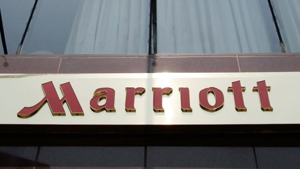 Marriott Hotel in San Francisco