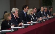 Prime Minister Justin Trudeau G20