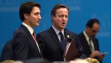 Trudeau G20