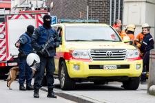 Raids in Brussels