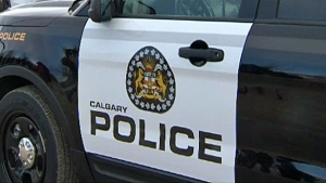 A Calgary police cruiser is seen in this undated file photo.