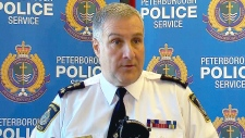 Peterborough Police Service Chief Murray Rodd