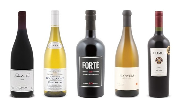 Wines of the Week for November 16, 2015