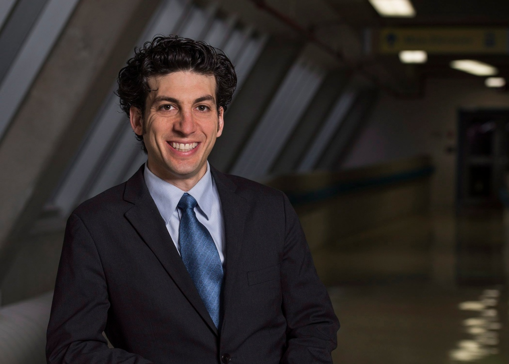 Dr. Jordan Feld, of the Toronto Western Hospital