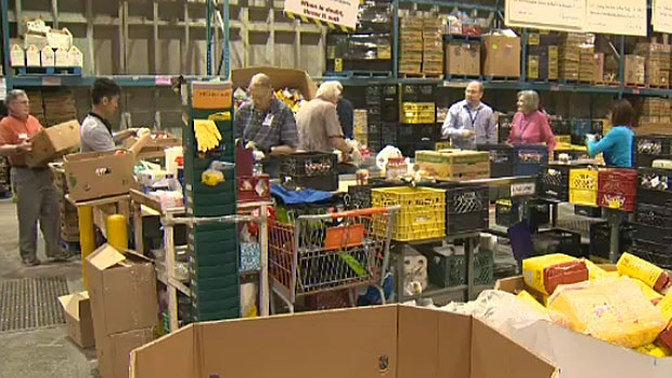 Food Bank Vancouver Schedule