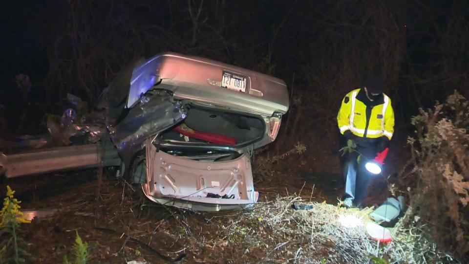 Car Accident Kitchener Nov