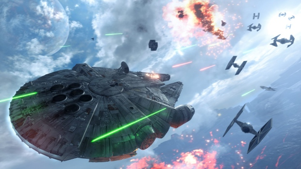 Image result for OPen World Star Wars Game