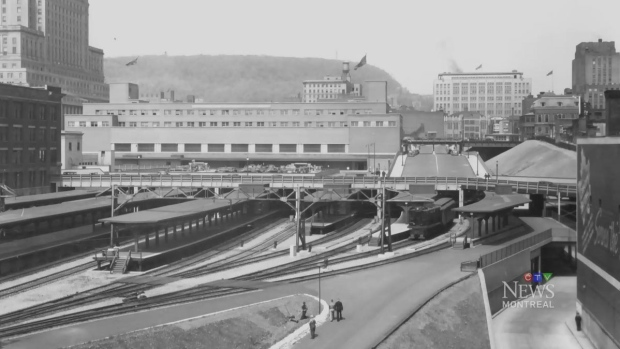 CTV Montreal: Mount Royal Tunnel | CTV News