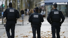 Police in Paris