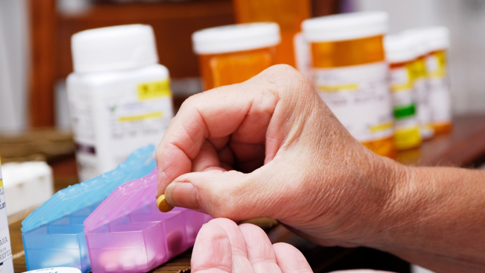 "Researchers say the federal government should provide 117 ""essential medicines"" for free to those prescribed them. (Jorge Salcedo/shutterstock.com)"