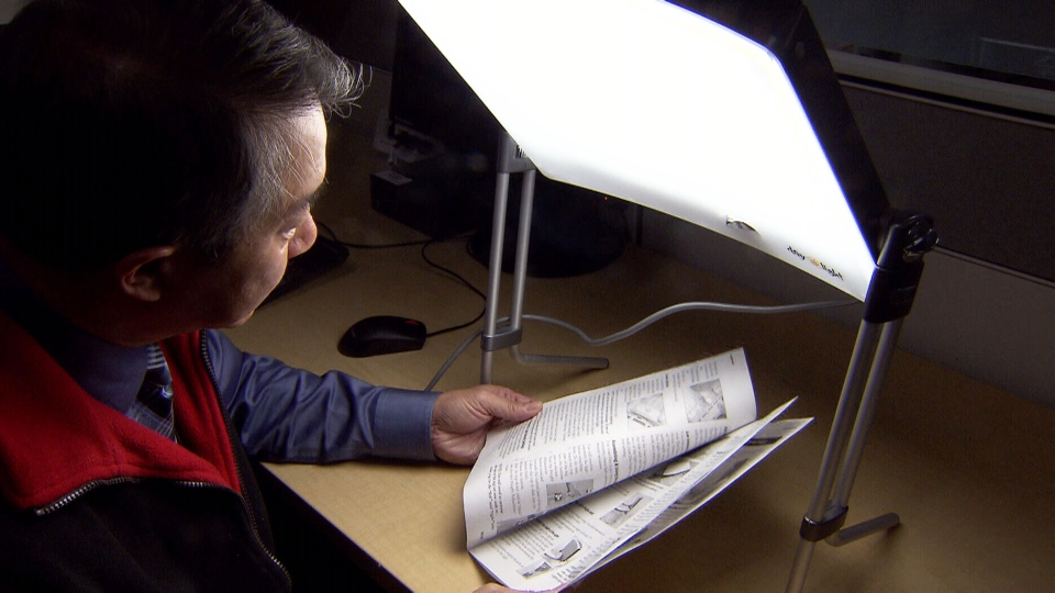 A new study suggests light therapy could also be used to treat major depressive disorder.