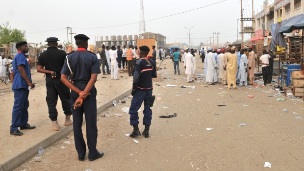 Suicide bomb hits Nigerian city of Kano
