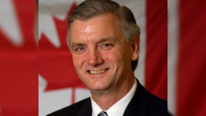 Senator John Wallace is seen in this undated image.
