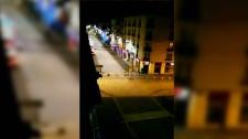 Terror raid broadcast on Periscope