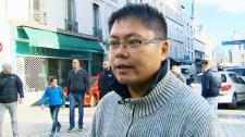 Benson Hoi filmed terror raids in Paris
