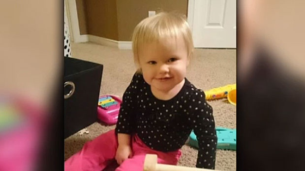 Ceira Lynn McGrath was found in medical distress in a southwest Calgary day home on November 12. She was rushed to hospital where she later died. (Supplied)