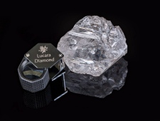 Diamond found by Vancouver company in Botswana