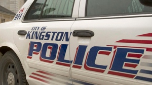 A Kingston police cruiser is seen in this undated file photo.