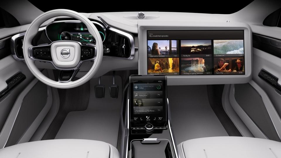 Volvo Cars Unveils Concept 26