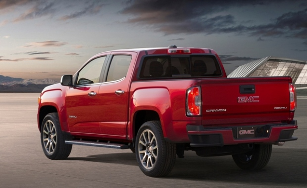 gmc announces new denali trims for 2017 canyon and sierra ctv news autos. Black Bedroom Furniture Sets. Home Design Ideas