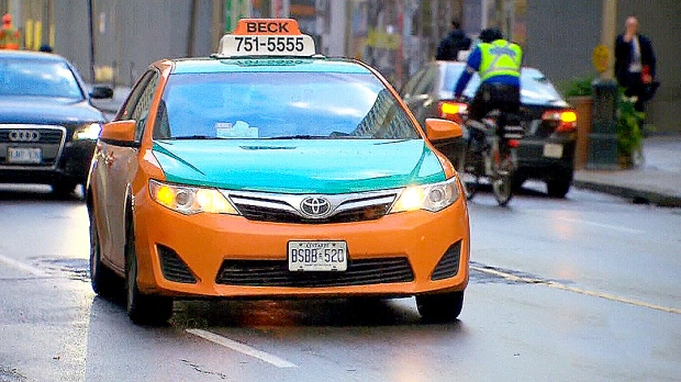 Beck Taxi asks for moratorium on licensing fees
