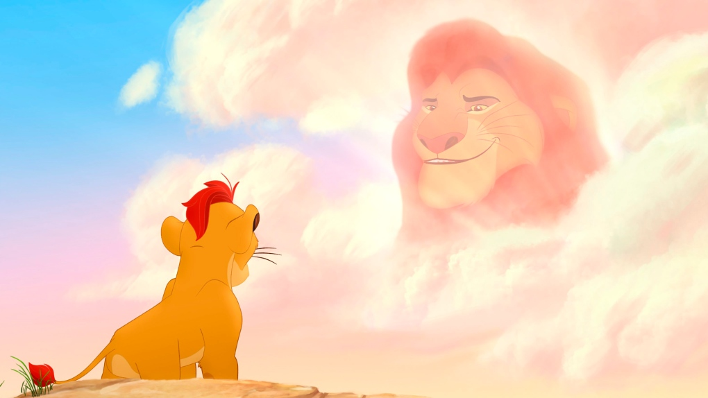James Earl Jones Returns As Mufasa In Lion King Tv Project Ctv News