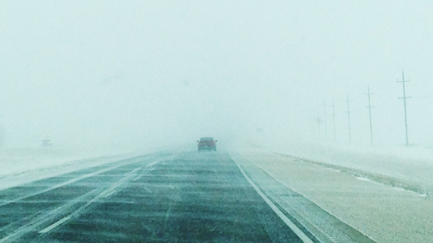 In Pictures: Winter arrives in Manitoba