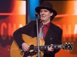 In this March 1, 2009 file photo, Ron Hynes performs at the dress rehearsal at the East Coast Music Awards in Corner Brook, Newfoundland. (Jacques Boissinot / THE CANADIAN PRESS)