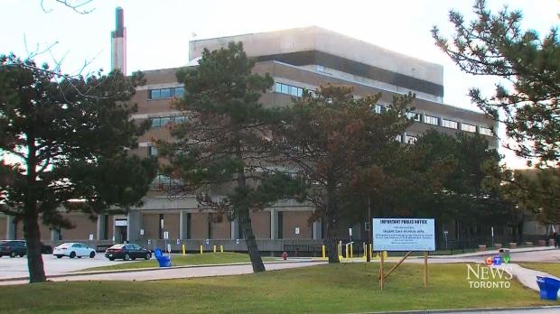 Former Humber River Hospital