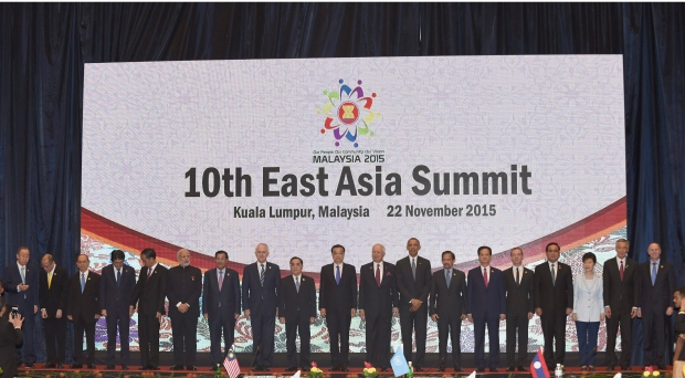 Aquino, other leaders ink declaration for Asean Community