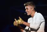 Canadian singer Justin Bieber (AFP/ Miguel Medina)