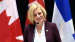 Alberta Premier Rachel Notely