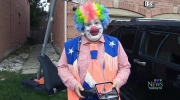 CTV Toronto: Clown honoured for bravery