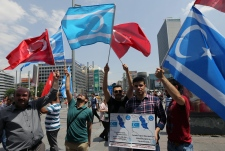 Iraqi Turkmens protest killings