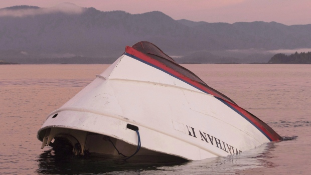 TSB to release report into deadly capsizing of Leviathan II