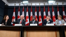 Ministers on Canada's refugee plan